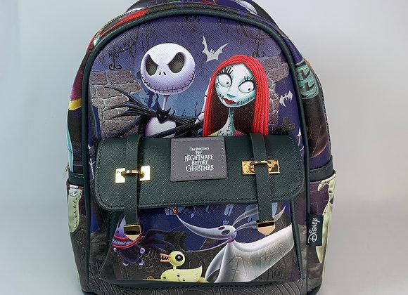 Jack Skellington Nightmare Before Christmas Backpack