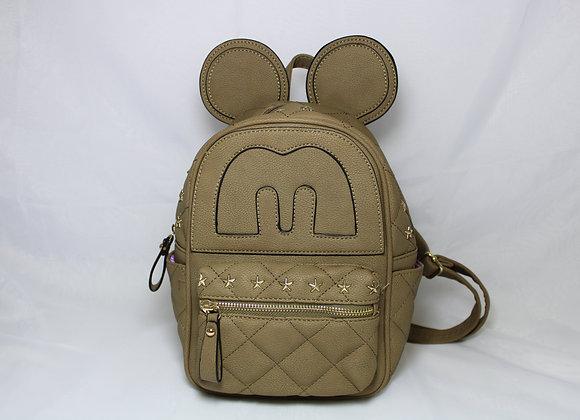 Matcha Green Mouse Mini Backpack