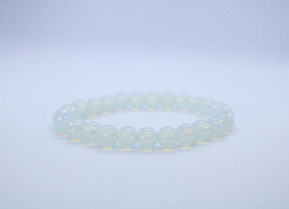 Clear Healing Stone Bracelet