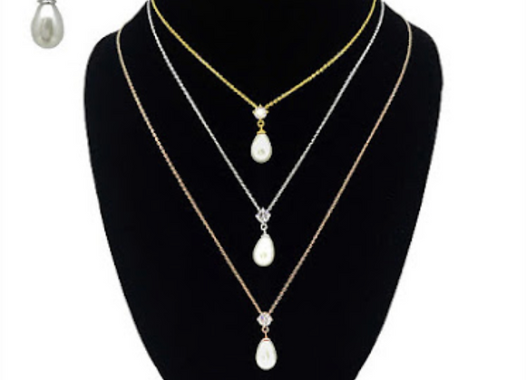 EARRING & NECKLACE SET NK-S-17827