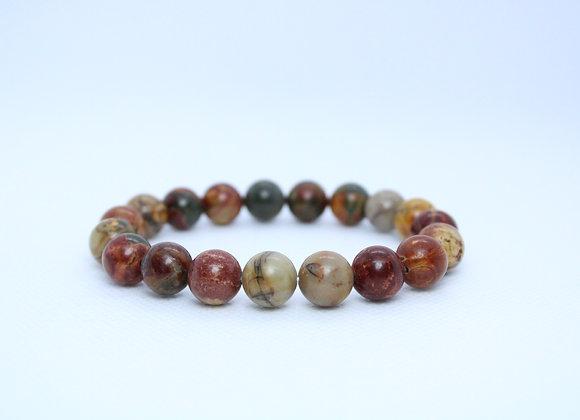 Brown Marble Bracelet