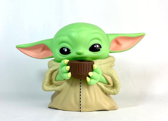 Baby Yoda Piggy Bank