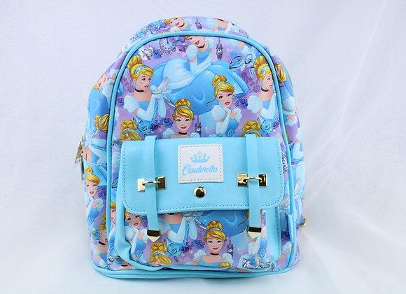 Blue Cinderella Backpack