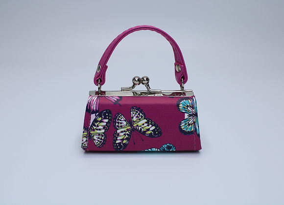 Hot Pink X-Small Butterfly Bag