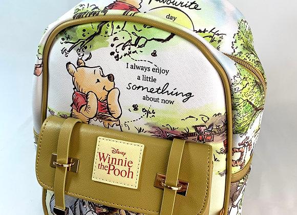 Winnie The Pooh Character Backpack