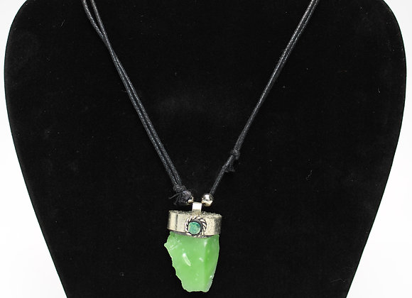 Jade Healing Stone Necklace