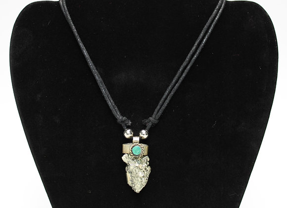Pyrite Healing Stone Necklace