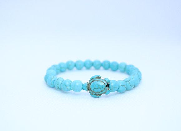 Turquoise Turtle Bracelet