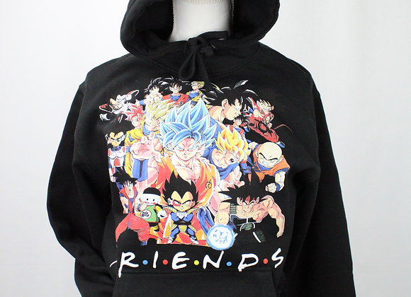 Friends Dragonball Sweater