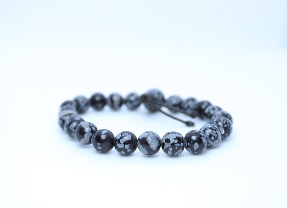 Grey/Black Bracelet