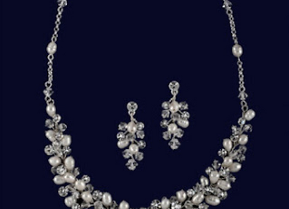 EARRING & NECKLACE SET AR0250