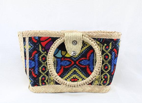 Small Woven Mexican Handbag