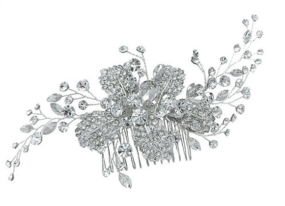 SILVER HEADPIECE AR85742-1