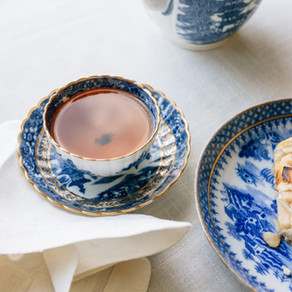 Tea For Two:  Clipper Merchant Tea House