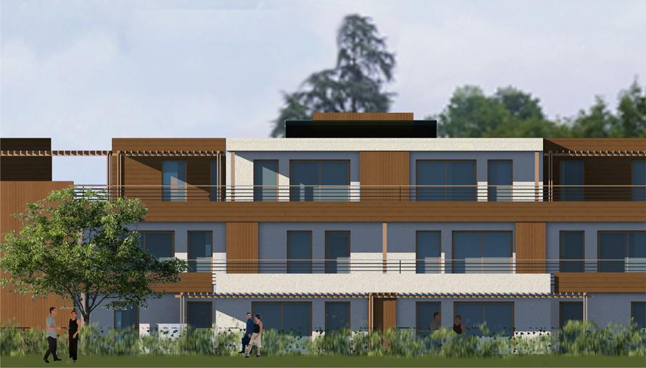 Terrasses des cèdres - Metz tessy
