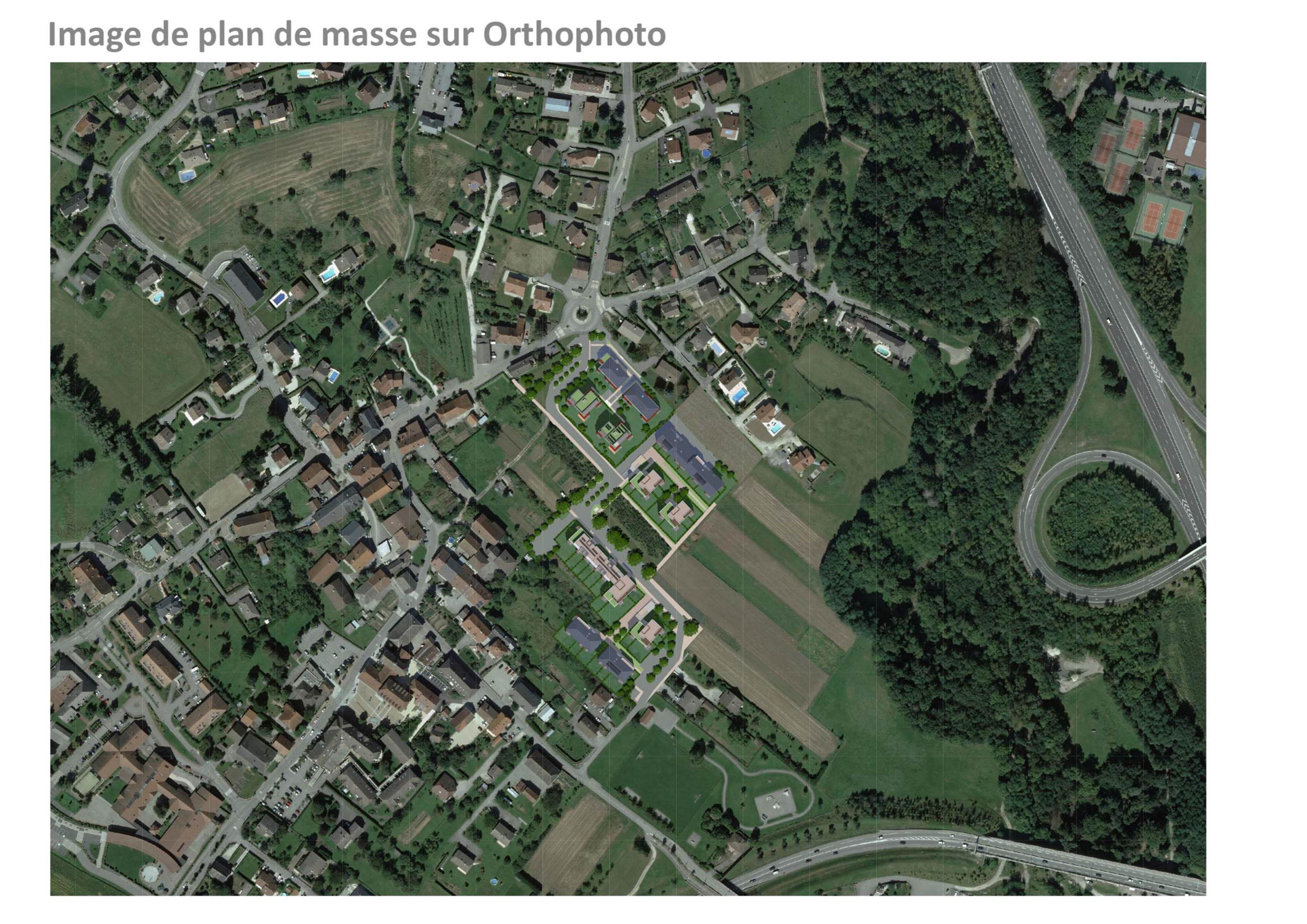 Coeur Village - Metz tessy