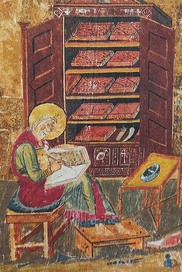 Ezra Codex Amiatinus