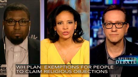 Spirited Debate on Fox News