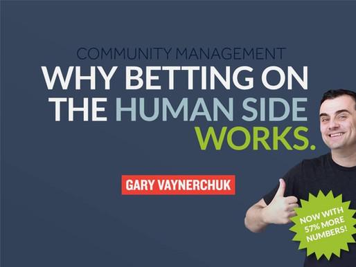 Gary Vaynerchuck : l'humain est l'élément clef du futur de votre entreprise