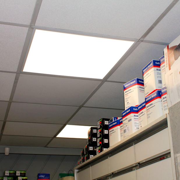 Eclairage Pharmacie 3
