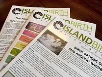 Whidbey Island Birth