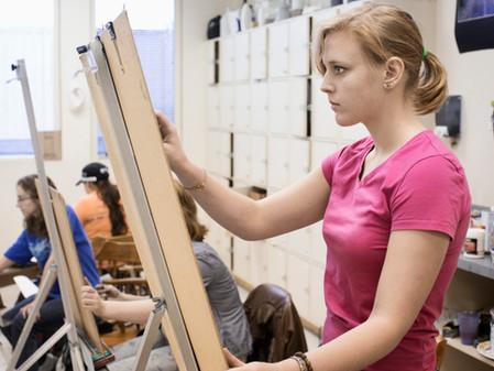 Kurse an der Freien Kunstakademie