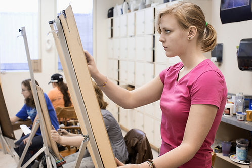 Foundation in Arts for Teens
