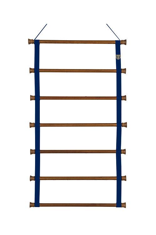 TORPOL Deckenleiter BASIC 7 Holzsprossen