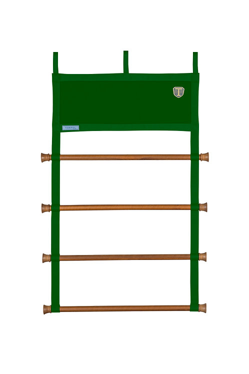 TORPOL Deckenhalter  für Personalisierung konzipiert 4 Holzsprossen