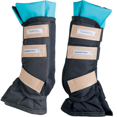 TORPOL magnetic field transport gaiters / stable gaiters MASTER LegCare ™