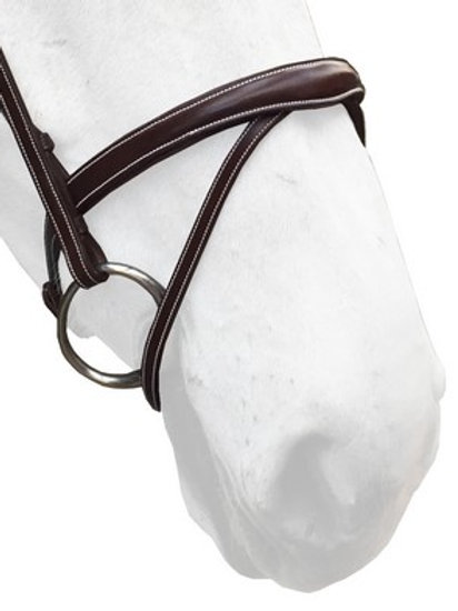 SILVER CROWN noseband Flash 3D