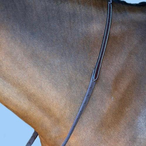 SILVER CROWN reins V-Grip