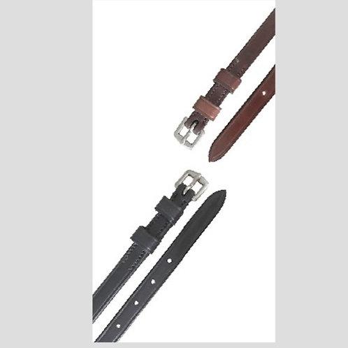 "SILVER CROWN spur straps ""Cavaletti"""