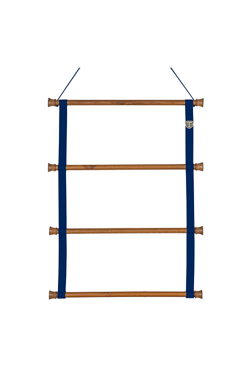 TORPOL Deckenleiter BASIC 4 Holzsprossen