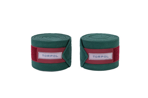TORPOL SPORT Fleece Bandagen