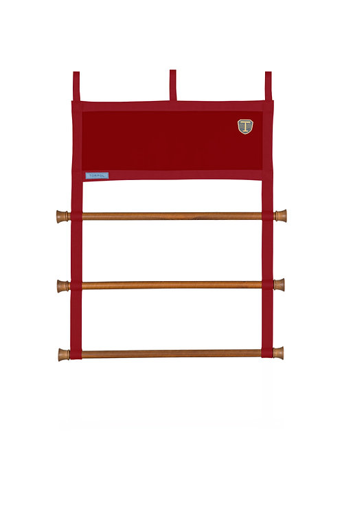 TORPOL ceiling ladder designed for personalization 3 wooden rungs