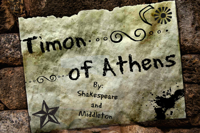 Timon of Athens Casting