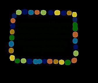 polka dot color frame for trees4humans c