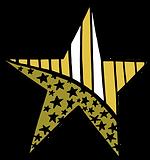 starsstrives star yellow gold olive gree