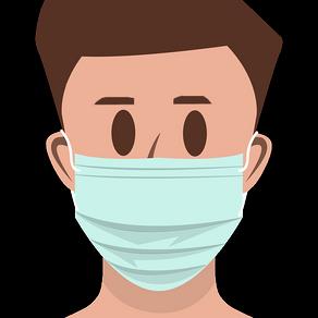 Use máscara corretamente e mantenha o distanciamento