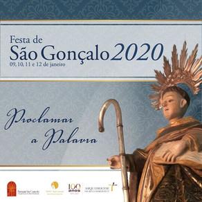 Tríduo e Festa de São Gonçalo -  2020