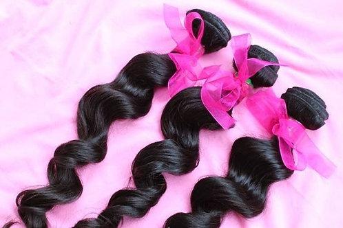Loose Curly Bundle 9A