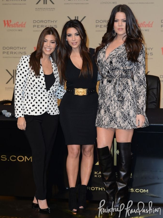 Kardashian Kollection for Arcadia Dorothy Perkins.