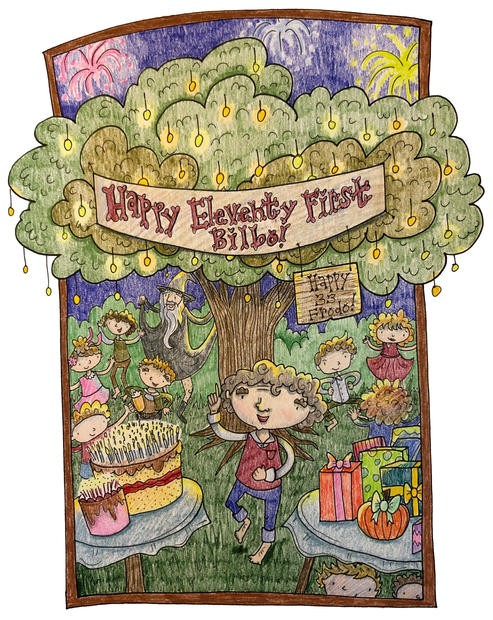 111th Birthday!