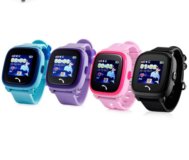 Montre Connectée Enfants - KIBOU AV333 (WATERPROOF)