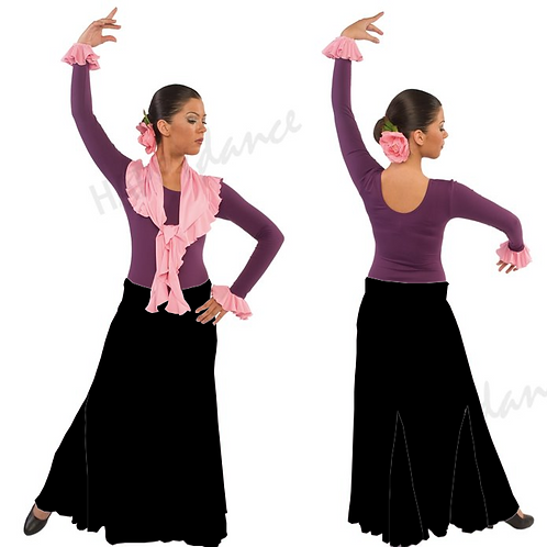 FALDA FLAMENCO EF108 HAPPY DANCE