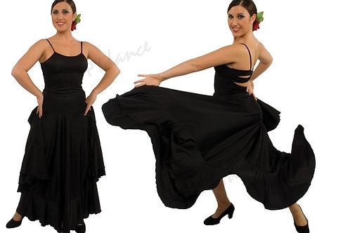 FALDA FLAMENCO EF147 HAPPY DANCE