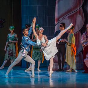 """La Cenicienta"" – Ballet Nacional de Cuba en el Kursaal"