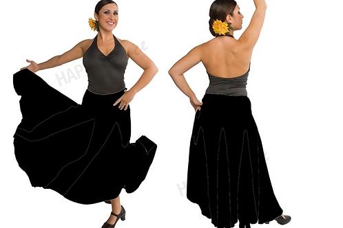 FALDA FLAMENCO EF005 HAPPY DANCE