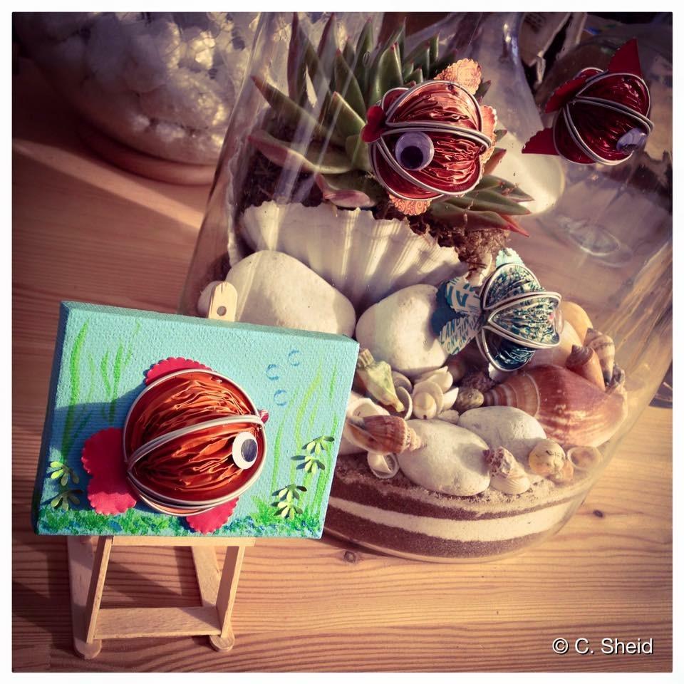 Tableau miniature